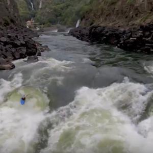 Kayaking the Zambezi River - Ben Brown and Ben Marr