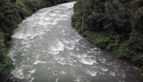 The Asahan - kayaking a special river in Indonesia