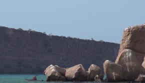 Facing Waves - Sea Kayaking Baja