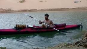 THE EXPEDITION - Sahara Leg (Bike/Kayak)