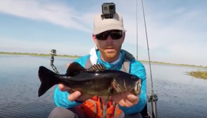 Kayak Bass Fishing on Lake Okeechobee | Field Trips