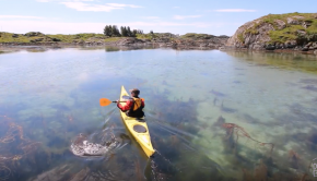 Kayak Adventure in NORWAY