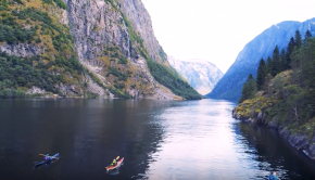 Kayaker Backyards EP.2 - Norway TEASER. - Kayak Hipster