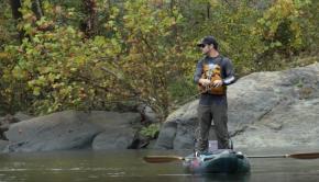 Kayak Fishing Adventures | Rock the Yough