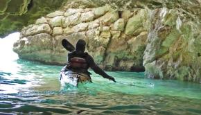 Sea Kayaking along the coast of Gargano - Italy