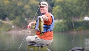 Kayak Fishing | Kiski River Smallies and Wallies