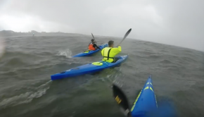 Downwind on the Douro River with Nelo 510