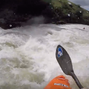 2 days of epic kayaking on the Umzimkhulu river | KZN, South Africa