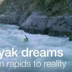 The Indians who used kayaking to transform their lives