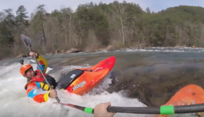Jackson Kayak MixMaster Ocoee Opening Day with EJ