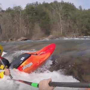 Jackson Kayak MixMaster Ocoee Opening Day with EJ