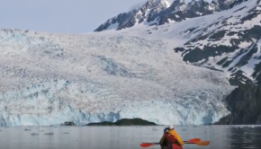 Alaska Kenai Peninsula Sea Kayaking Trekking