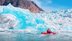 Sea Kayaking Alaska with Helen Glover