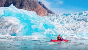 Sea Kayaking Alaska with Helen Glover