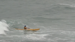 SEA KAYAKING WAVE SESSIONS