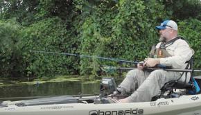 JUST THE TIP | Short Casts | Kayak Bass FishingJUST THE TIP | Short Casts | Kayak Bass Fishing