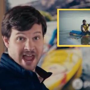 Perception Kayaks | Don't Get Yakked Off