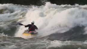 WHITEWATER KAYAK TUTORIAL: How to Spin - Seth Ashworth