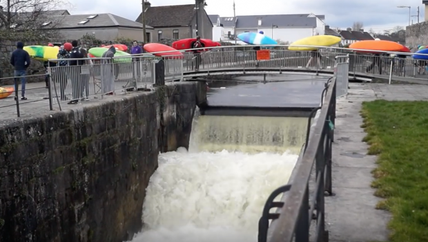 Galway Fest 2018, Ireland Whitewater Kayaking