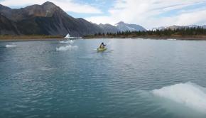 Bear Glacier Lagoon Kayaking | Alaskan Adventure