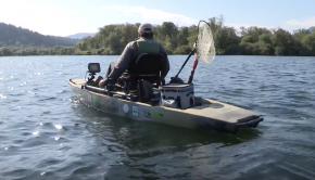 Lake Sammamish Kayak Cutthroat