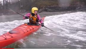 Sea Kayak Surf Course