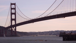 Kayaker Backyards EP.3: San Francisco - Kayak Hipster