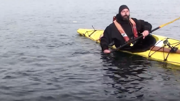 LowBrace For Sea Kayak-Great For Beginners