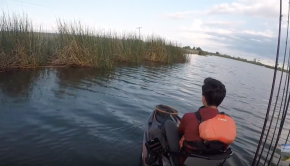Kayak tournament strategy