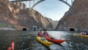 Las Vegas Kayaking - Black Canyon