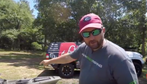 The Easiest way to Load a Kayak on Top of a Car or Truck by Yourself