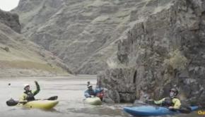 Intense Kayaking Trek | The Long Stretch