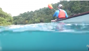 Paddling in Jamaica | Exploring the Blue Lagoon by Sea Kayak