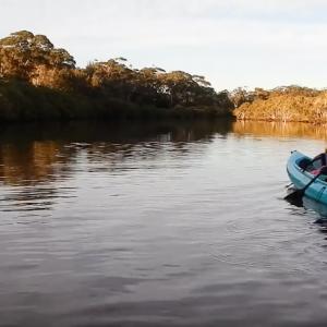 Kayak Camping on Spider Island - Chris Bamman