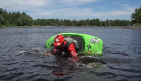 How to Back Deck Roll - Whitewater Kayak