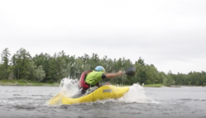 Learn to Freestyle Kayak #1: Vertical Force