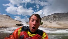 GoPro: Tenaya Creek Kayak Run with Dane Jackson