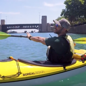 Kayaking For Health