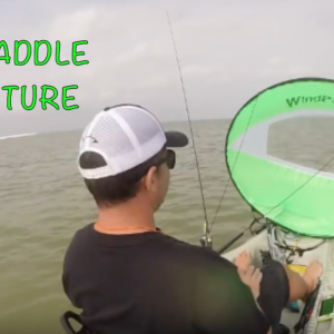 Review- WINDPADDLE KAYAK FISHING SAIL