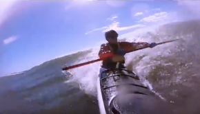 Saturday Morning Surf with Small Craft Advisory - Kayak Hipster