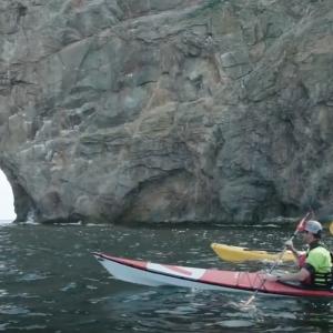 Sea Kayaking in Gaspésie, Québec | Paddle Tales