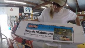 Scotty Kayak Stabilizers