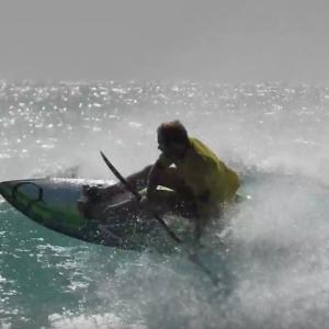 Waveski surfing - Crescent Head Open 2018