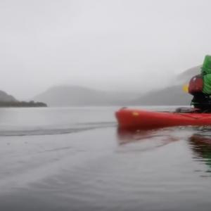 Loch Etive , kayaker's paradise .