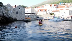 Sea Kayaking Dubrovnik City Walls - Croatia