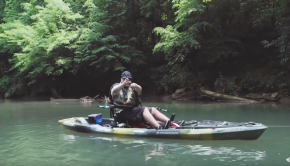 Tennessee River Fishing | Kayak Fishing | Cookeville, Tennessee