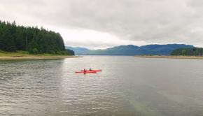 Ben Fogle's Great Adventures: Icy Straight Point Kayak Adventure