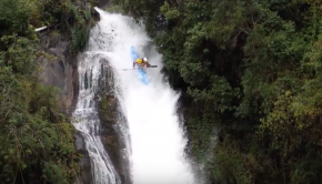 one day in the capital of kayaking : Pucon, Chile