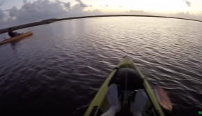Slidell Louisiana Part #1 - Kayak Fishing the Rigolets