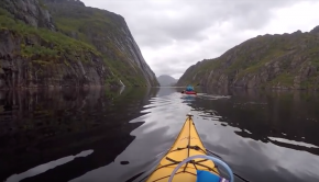 Sea Kayaking Lofoten, Norway 2016